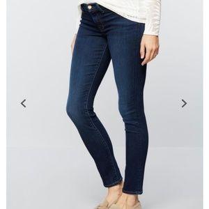 J Brannd Under Belly Mama Maternity Jeans